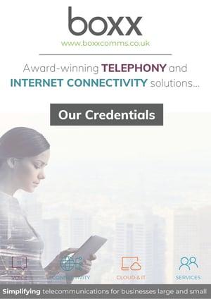 Boxx Credentials (19.05.2021)